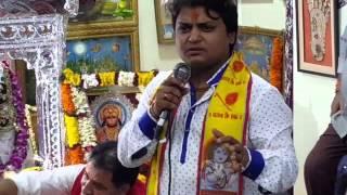 SHEETAL PANDEY  BHAJAN AT KATHMANDU (SHYAM BABA) PART-2