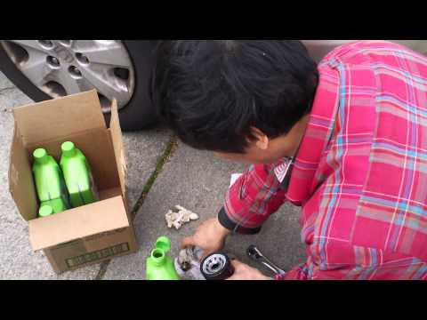 How to Change Engine Oil For Honda Accord