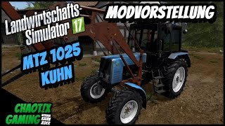 "[""Chaot!X"", ""ChaotiX"", ""Gaming"", ""Arow"", ""Musel"", ""LS17"", ""LS15"", ""mods"", ""ETS2"", ""CSGO"", ""Minecraft"", ""Lets"", ""Play"", ""Vlog"", ""Bau"", ""Simulator"", ""LS17 Mod"", ""LS17 Mods"", ""LS17 Modvorstellung"", ""Oldtimer"", ""LS17 Oldtimier"", ""MTZ 1025"", ""Kuhn"", ""Belarus"","