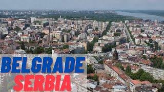 Забавный Белград/ Последний день мини-путешествия на Балканах