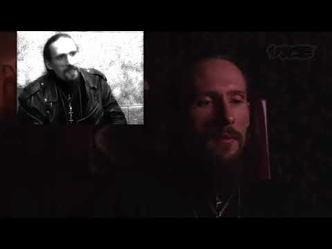 Real reason Gaahl goes silent for 2:30 minites during VICE interview