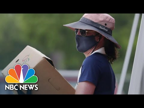 Scientists Ask WHO To Acknowledge Threat Of Airborne Coronavirus Transmission  NBC Nightly News