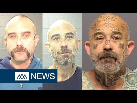 Mugshots chronicle white supremacist's growing tattoo collection - DIBC News
