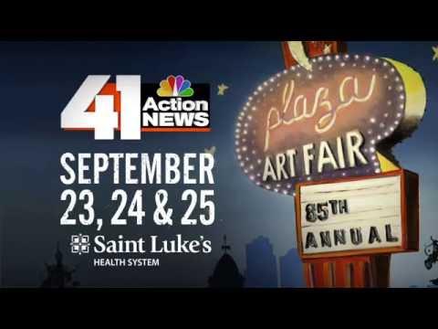 It's the 2016 Plaza Art Fair!