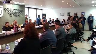 Observaciones del Regidor Manuel Rodríguez  al tesorero municipal Ricardo Chavaría