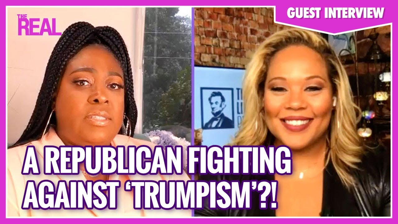 "A Republican Fighting Against ""Trumpism""?!"