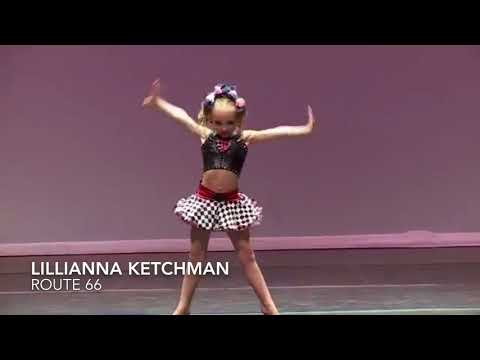 Dance Moms - My Favorite Solo Costumes