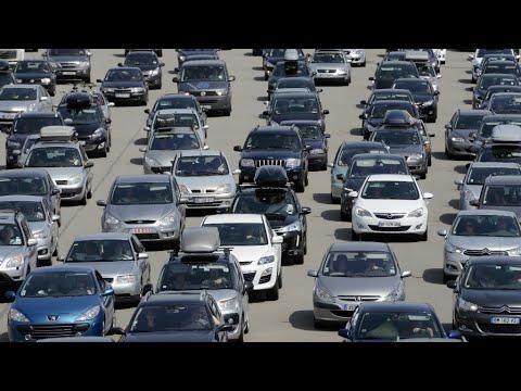 فرانس 24:France to allow congestion charges in bid to reduce traffic jams