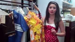 Teen Beach Wardrobe Tour YouTube Videos