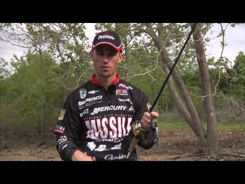 Pinnacle Optimus XLT Casting Reel With John Crews