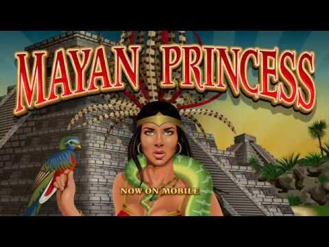 Microgaming Mayan Princess Slot Review: Big Wins, Jackpots, Bonus Rounds