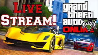 Playing gta 5 live join the stream