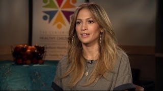 J-Lo Takes You Back to the Block