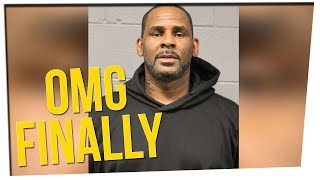 R. Kelly Finally Arrested ..but then BAILED OUT