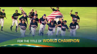 Official Promo Video: WBSC U-12 Baseball World Cup 2017 Tainan