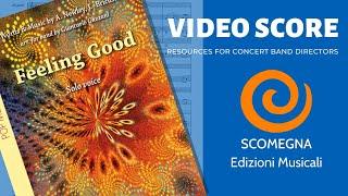 FEELING GOOD - A. Newley, L. Bricusse, arr. Giancarlo Gazzani