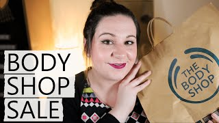 Body Shop Sale Haul! | January 2016