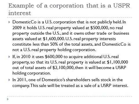 Lecture 5 2 disposition of US real property interests