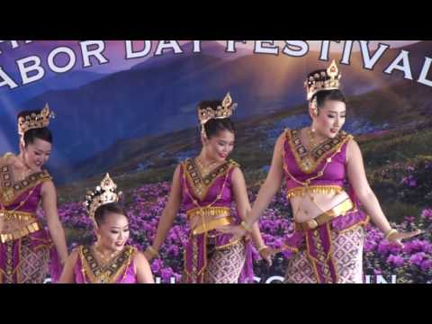 Hmong Oshkosh Labor Day - Nkauj Suab Nag - Dance Competition Sep, 3 - 2016
