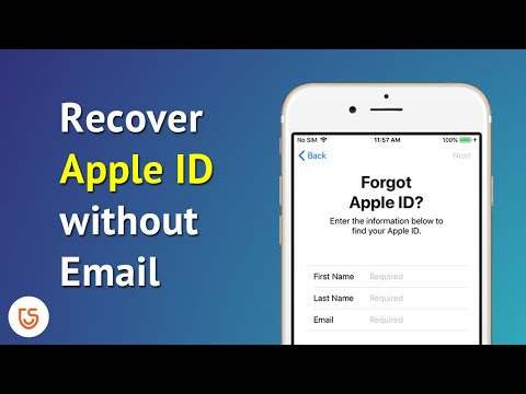 How To Recover Apple ID Without Email Or Security Questions