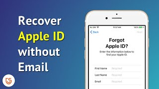 Gambar cover How to Recover Apple ID without Email or Security Questions