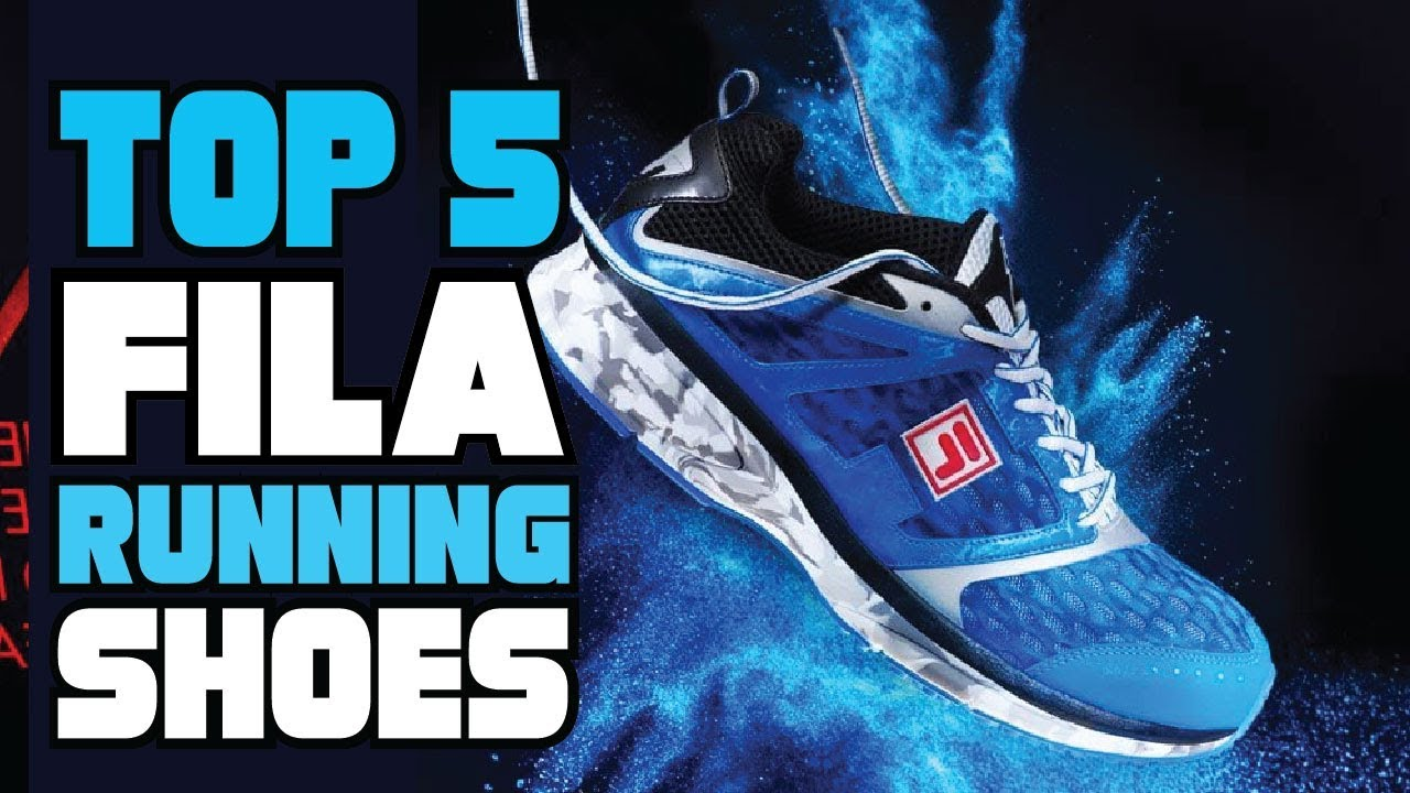 Best Fila Running Shoes Review in 2020