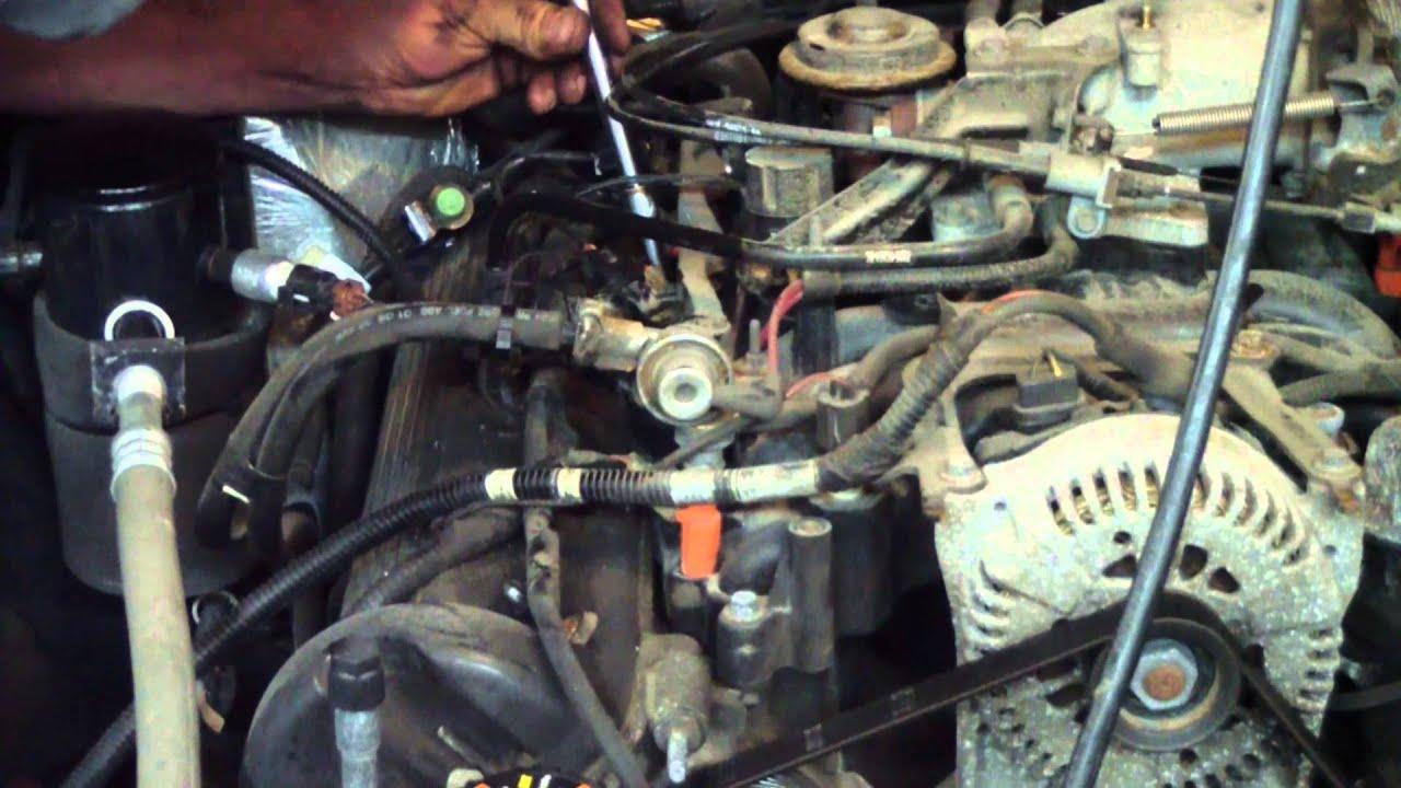 2000 Ford Explorer Spark Plug Diagram 7 Blade Trailer Wiring For A 1999 Mercury Grand Marquis Get Free