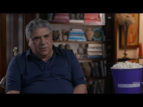 'The Sopranos' Star Vincent Pastore on His Top Inspirational Films