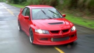 """The Myth"" of Panama's 900 HP Evo - /TUNED"