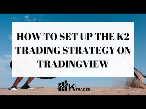K2 TRADES - How To Set Up The K² Trading Strategy On TradingView