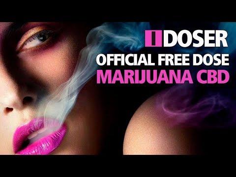 iDoser FREE Binaural Brain Dose: MARIJUANA CBD