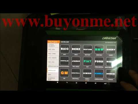 What's the functions of  OBDSTAR Key Master DP X300DP Full Auto Key Programmer?