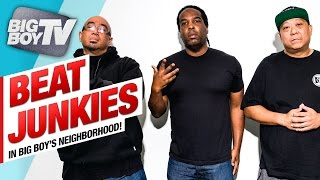 The Beat Junkies on Their