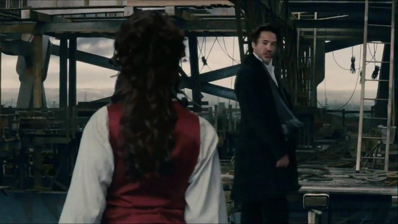 Sherlock Holmes trailer ita [HD]