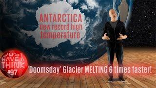 Antarctica : What happens if the 'Doomsday' Glacier collapses?