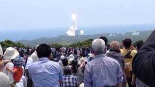 H2ロケット打ち上げ 2014年5月24日 thumbnail