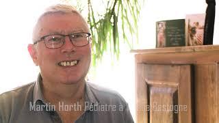 Martin HORTH Pédiatre à Vivalia Bastogne Nous Parle De L'impact Du COVID Sur Les Familles.