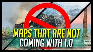 ► Maps That ARE NOT in The Game After Update 1.0! - World of Tanks 1.0 Update News