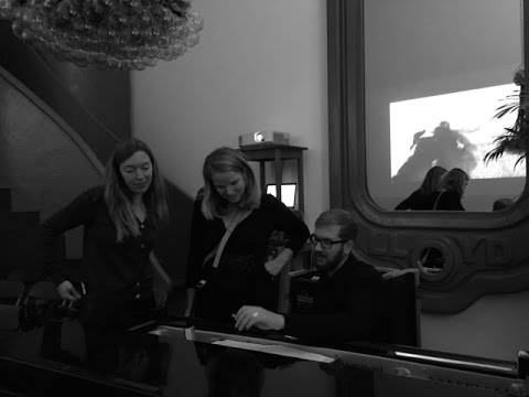 Nyau Cinema at Lloyd Hotel Amsterdam (with live piano)