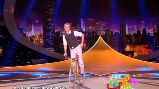 Bicycle act from China Comedy Festival on CCTV - Cycle_30 Thumbnail
