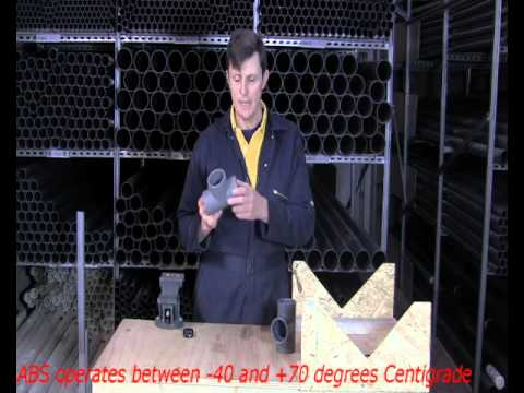 The Difference Between Pvc And Abs Pipe Systems