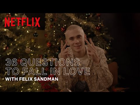 36 Questions With Felix Sandman From Netflix' Home For Christmas
