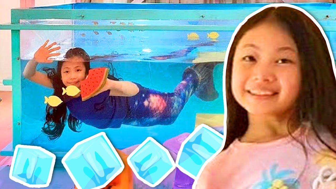 Bug's Mermaid on Ice !!!