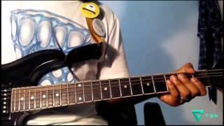 Soulfire Revolution - Tu Amor Me Conquisto Guitarra Tutorial