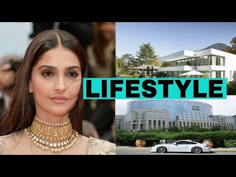 Sonam Kapoor Lifestyle, Biography, House, Car, Income and Net Worth | Celebrity Luxurious Lifestyle