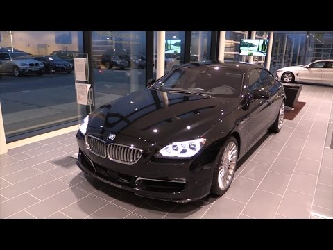 BMW ALPINA B6 Biturbo Gran Coupe 2016 Start Up In Depth Review Interior Exterior