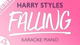 Download lagu Harry Styles - Falling (Karaoke Piano) Higher Key
