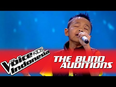 Reynard  Rumah Kita  I The Blind Auditions I The Voice Kids Indonesia GlobalTV 2016