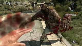 Dying Light - Korek Machete Blueprint Location & Gameplay