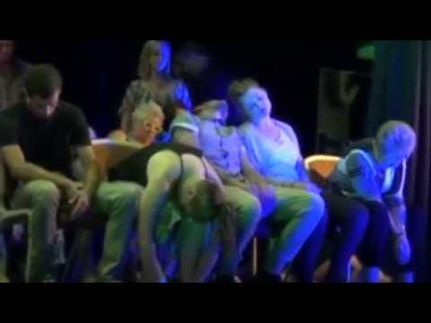 Stage Hypnosis LIVE : Could You Be Hypnotized Like This ...